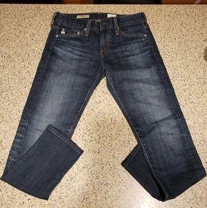 AG SZ 25 The Nikki Skinny Jeans